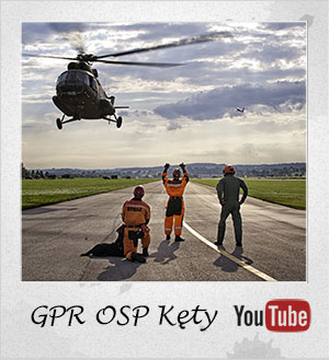 GPR OSP Kęty na YouTube